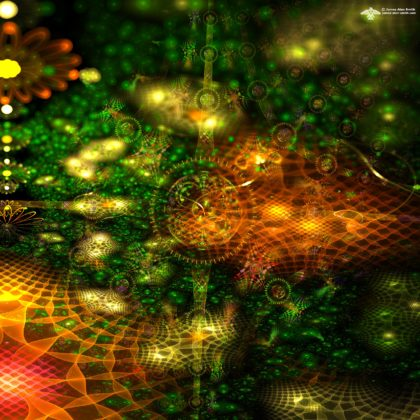 Beneath The Matrix by James Alan Smith