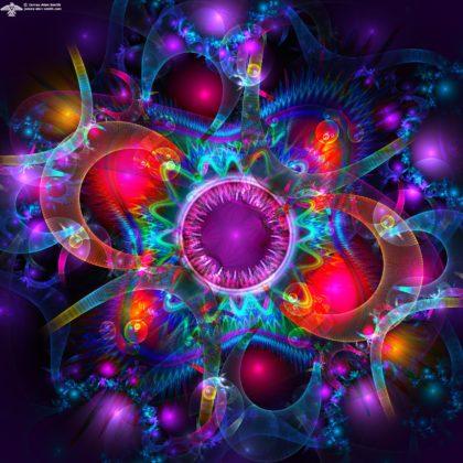 Primal Atom by James Alan smith