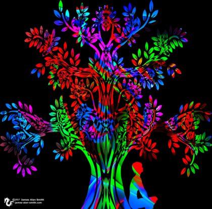 Vibrant Energy Meditation by James Alan Smith
