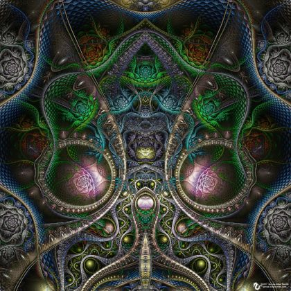 Intuitive Structures: Artwork by James Alan Smith